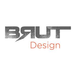 Actualisation du logo BRUT DESIGN