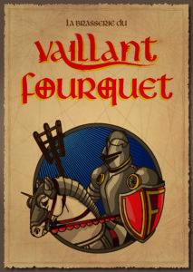 POSTER BRASSERIE DU VAILLANT FOURQUET