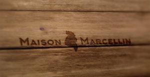 Mockup logo MAISON MARCELLIN