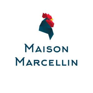 Logo de la maison de vin MARCELLIN