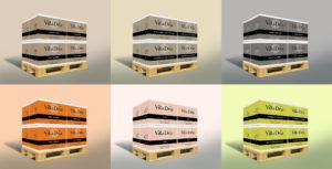 showcase cartons vin